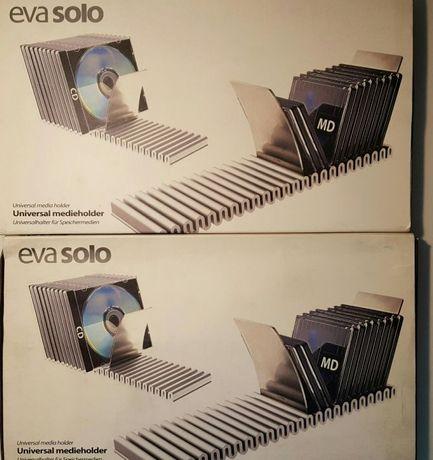 2 suportes CD/DVD da Eva Solo