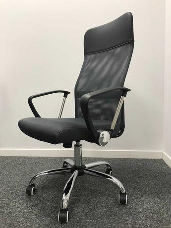 Fotel biurowy obrotowy - krzesło obrotowe - nowe 8 szt