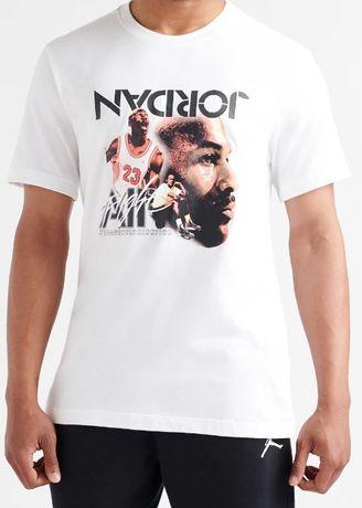 OBSERWUJ JORDAN Nike Legacy AJ 4 Tee - koszulka T-shirt - M
