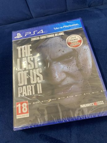 PS 5 The Last of us Part II