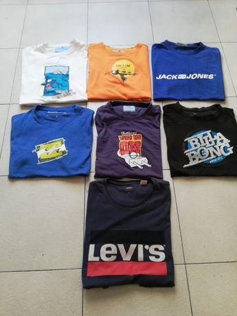 Lote T-shirts marca M