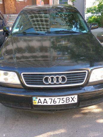 Авто Ауди а6 с4 96год