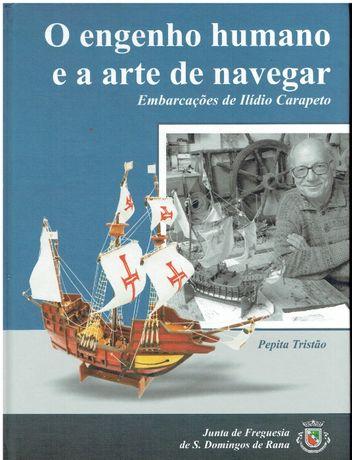7794 O engenho humano e a arte de navegar : embarcações de Ilídio Car