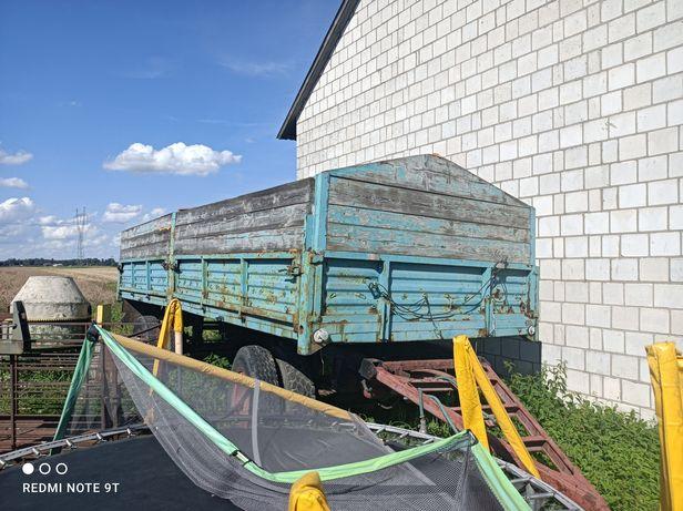 Przyczepa d-83 transport