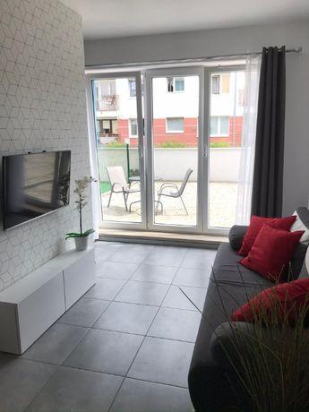 Apartament nad morzem z tarasem,garażem 5min od plaży we Władysławowie
