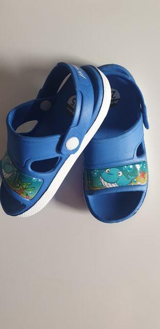 Nowe sandałki Martes zamienie za 2 skarbonki lidl