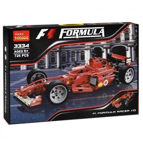 """Конструктор Decool 3334 Lego Technic 8386 """"Гоночный автомобиль Феррари"""