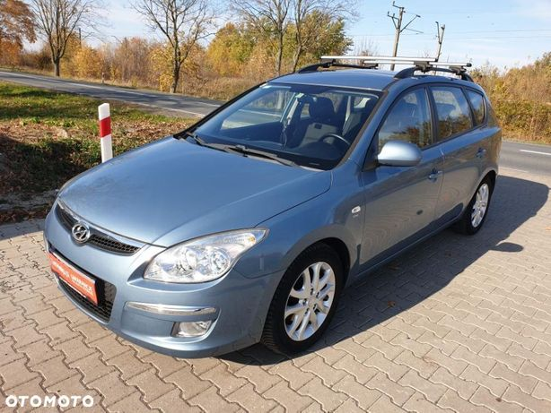 Hyundai I30 1.7 CRDI*STYLE*Niski Przebieg*GWARANCJA W Cenie*Zamiana*SUPER STAN