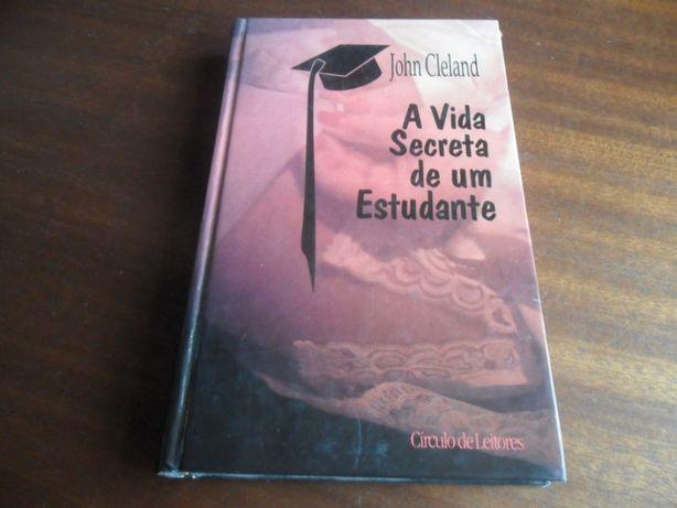 """""""A Vida Secreta de um Estudante"""" de John Cleland"""