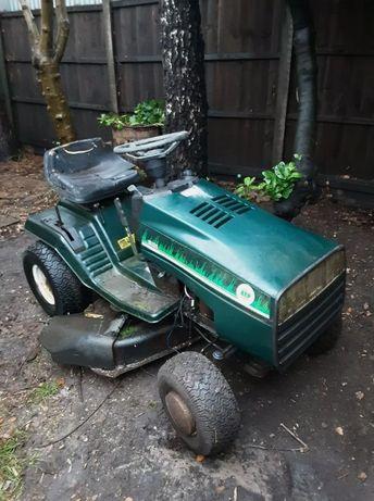 Husqvarna kosiarka traktorek do koszenia trawy