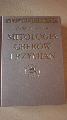 Mitologia Greków i Rzymian Zygmunt Kubiak książka