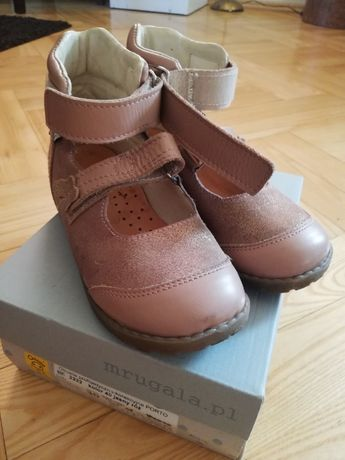 Buty Mrugała jesień/ wiosna roz. 30 dla dziewczynki