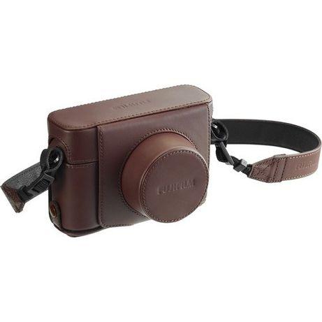 Fujifilm Estojo em Pele LC- X100F (Castanho)