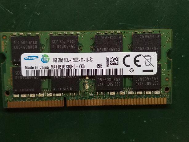 Memória SODimm 8GB 2Rx8 PC3L 12800S