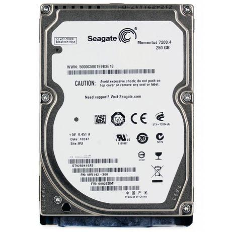 "Seagate HDD 250gb 2.5"" 7200rpm"