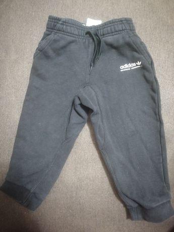 Тёплые спортивные штаны Adidas 98 см