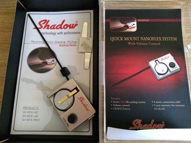 Shadow NFX-AC pickup do klasycznej, akustycznej lub ukulele