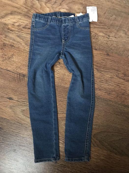 H&m spodnie jeansy roz 110 NOWE zara reserved cool Gniezno - image 1