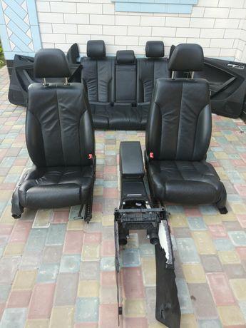 Кожаный салон Passat b6 b7 подлокотник шкіряний передние сиденье карты