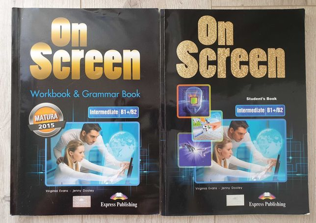 On Screen intermediate B1+/B2 - podręcznik i ćwiczenia
