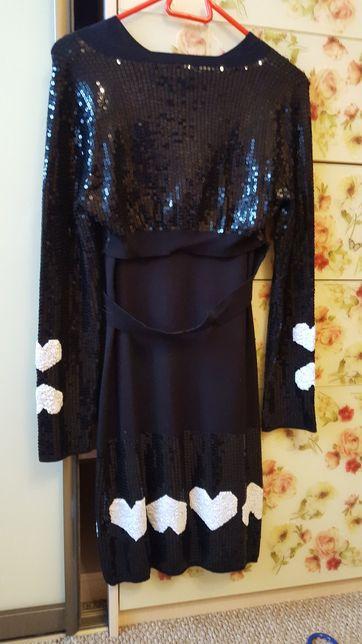 Вечернее платье с верхом