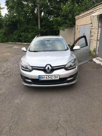 Renault Mecan отличное авто