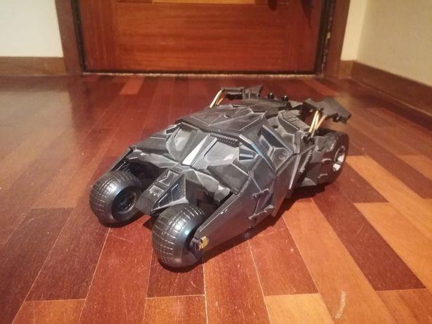 Carros e robot comando