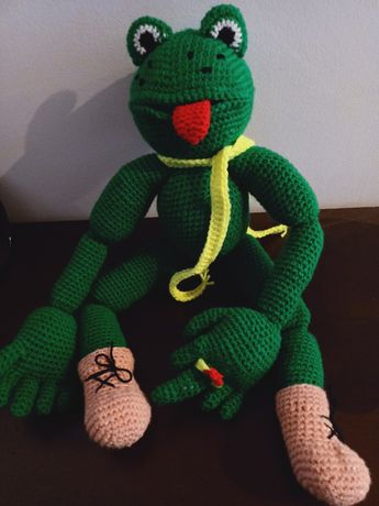 Zabawki szydełkowe, maskotki amigurumi, przytulanki