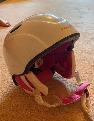 Kask narciarski HEAD dziewczęcy roz. S/M