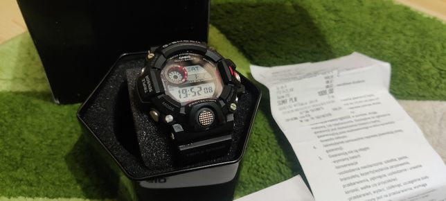 Zegarek Casio Ghock gw 9400