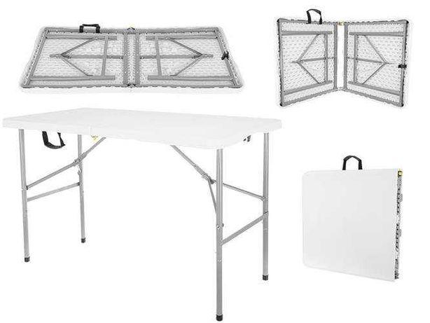 Стол туристический складной раскладной  пластиковый стіл столик 122 см