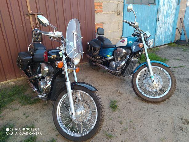 Honda Vt 600 Shadow 1995* 13000 km*Sakwy*Szyba*Transport*