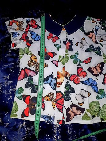 Школьные блузки-рубашки 134-140рр.