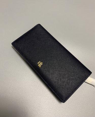 Lauren Ralph Lauren оригинал новый кожаный кошелёк