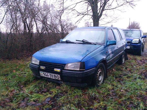 Opel kadett 1.6d