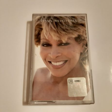Tina Turner Wildest dreams kaseta