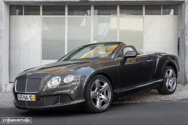 Bentley Continental Cabrio GTC W12