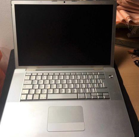 """MacBook Pro 15"""" para peças"""