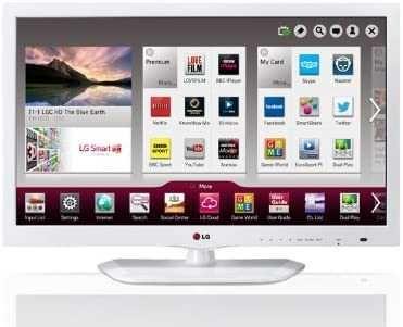 LG led lcd TV telewizor 26LN460U SMART TV Wi-Fi HDMI DVB-T DVB-S
