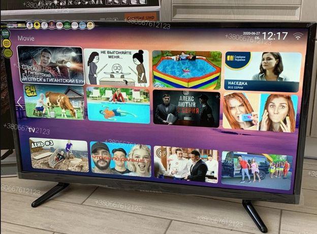 Антикризисная цена - Телевизор 24 дюйма со Смарт ТВ Samsung (2019г)