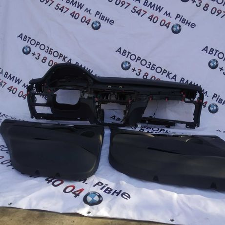 Панель консоль торпеда і карти BMW X5 F15, E70