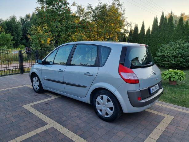 Renault Scenic 2.0 Benzyna, Automat