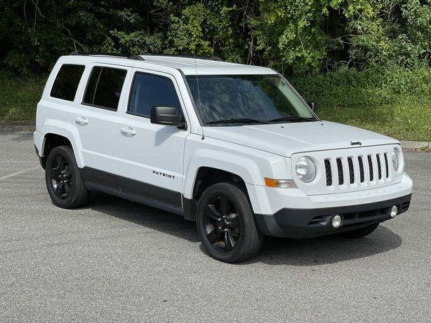 2015 Jeep Patriot Altitude 2.4 AWD