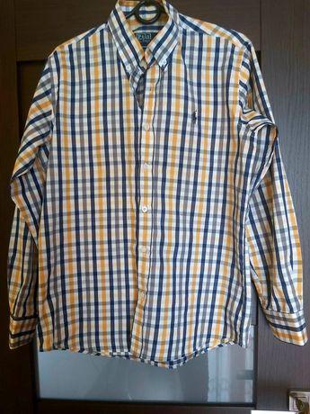 Koszula w kratkę Ralph Lauren