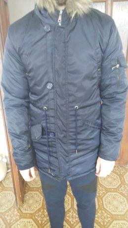 Куртка мужская , зимняя Парка / НОВАЯ