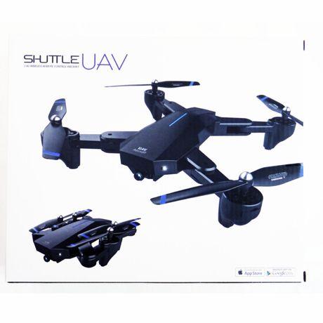 Квадрокоптер (NEW)Shuttle UAV PRO!WIFi камера, складывающийся корпус!