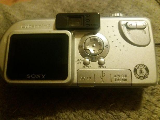 aparat cyfrowy Sony Cybershot