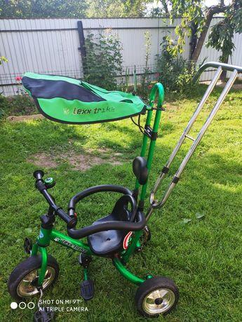 Продам дитячий трьох колісний велосипед