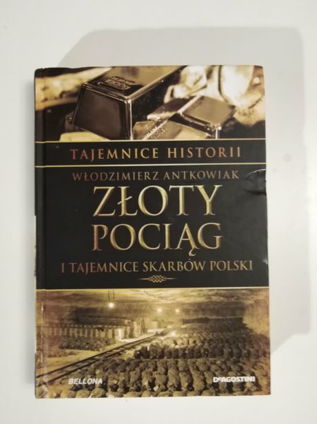 Złoty pociąg i tajemnice SKARBÓW POLSKI Antkowiak