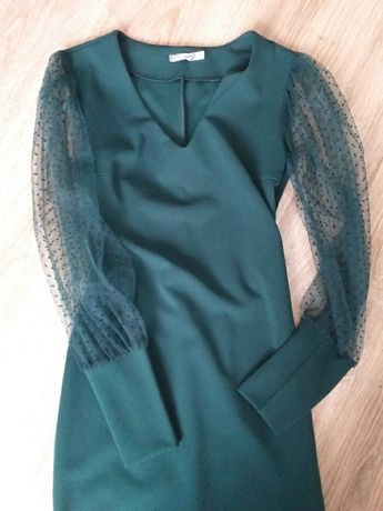 Платье р.42 (короткое)
